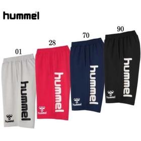 スウェットハーフパンツ  hummel ヒュンメル スウェット ハーフパンツ 19SS(HAP8204HP)