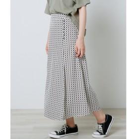 [マルイ]【セール】小紋柄セミフレアスカート/レイカズン(RAY CASSIN)