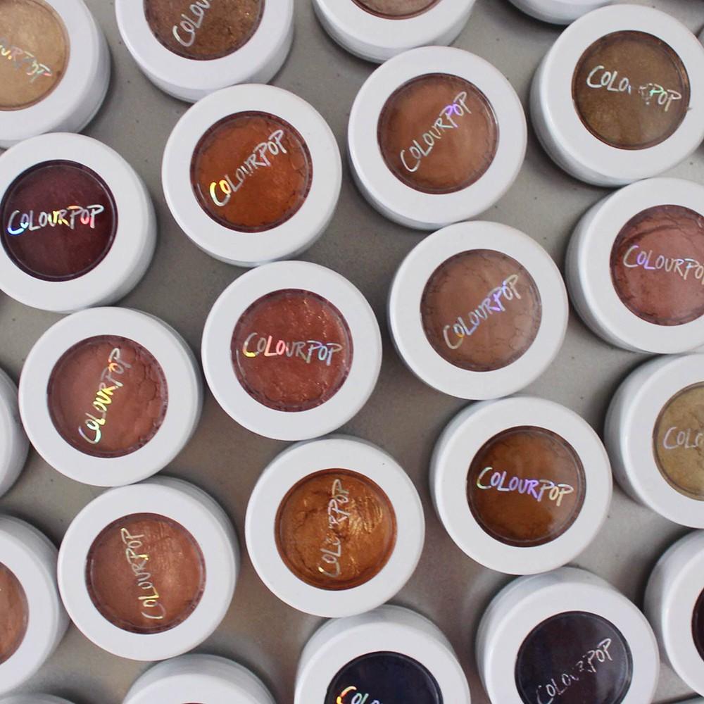 ColourPop 單色霜狀眼影 原廠正品 買一送一 (百奧田 美妝保養)