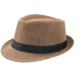 SCILLO(エスシーアイエルエルオ) ハット メンズ ウールハット 中折れハット 中折れ帽 フェルトハット 紳士帽子 おしゃれ 大人 かっこいい ウールフェルト 人気 秋 冬 帽子 ファッション 大きいサイズ (カーキ)