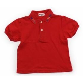 【ミキハウス/mikiHOUSE】ポロシャツ 100サイズ 女の子【USED子供服・ベビー服】(440795)