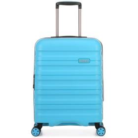 アントラージュノIIブライツキャビンスーツケースターコイズ、サイズ:55 x 40 x 20