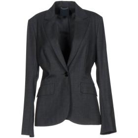 《セール開催中》ASPESI レディース テーラードジャケット 鉛色 44 ウール 96% / ポリウレタン 4%