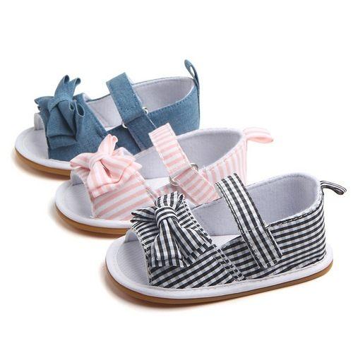 寶寶涼鞋 學步鞋 軟底防滑嬰兒鞋(11.5-12.5cm)  MIY0826 好娃娃