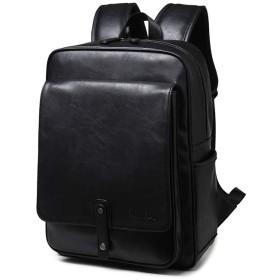 ASHIJIN ファッション簡潔な バックパック男性ファッションスタイルシンプルカジュアルバックパック女性ファッション旅行バックパック