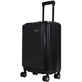 Sun Ruck サンルック 前ポケット付スーツケース 45L Sサイズ Mサイズ TSAロック搭載 機内持ち込み SR-BLT003-BK ブラック