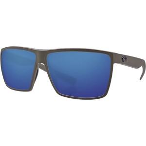 COSTA Rincon Matte Moss /& Green Mirror Polarized Sunglasses