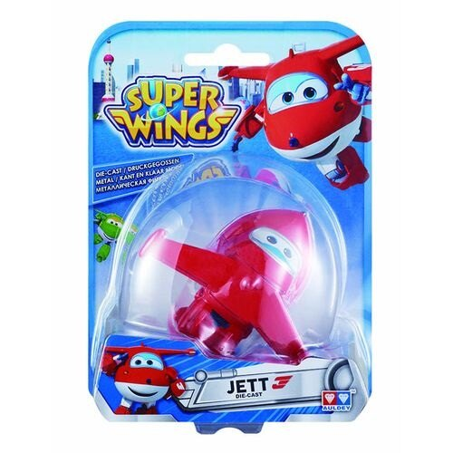 Super Wings 超級遊俠-合金杰特AL35691★衛立兒生活館★