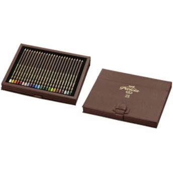 uni 三菱鉛筆 色鉛筆 ユニ カラードペンシル ペリシア 24色セット 24C 【ラッピング無料】UCPPLC24C 【RCP】