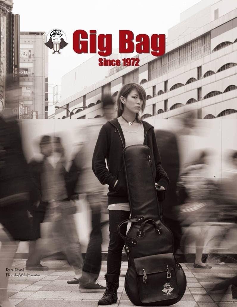 烏克時代~GigBag日本知名皮製琴袋,適合21、23、26烏克麗麗使用,防水!!
