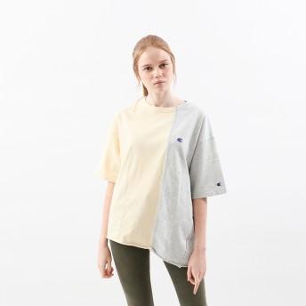 ウィメンズ Tシャツ 19SS チャンピオン(CW-P317)【5400円以上購入で送料無料】