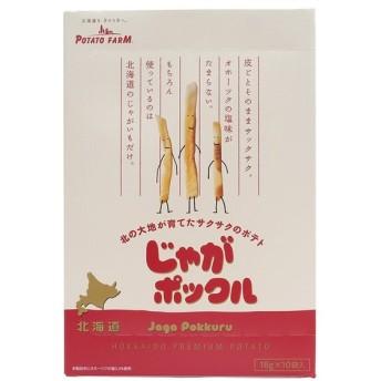 北海道土産 じゃがポックル 1箱 ID:E0000266