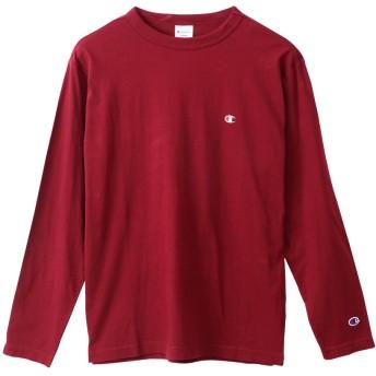 ロングスリーブTシャツ 19FW ベーシック チャンピオン(C3-P401)【5400円以上購入で送料無料】