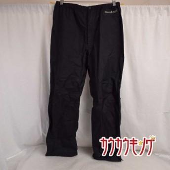 【中古】モンベル/mont-bell レインダンサー パンツ ブラック サイズM 1128342 ナイロンパンツ