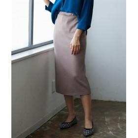 使えるニットソーIラインスカート (ロング丈・マキシ丈スカート)Skirts, 裙子