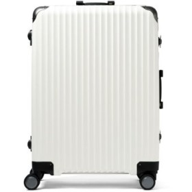 (GALLERIA/ギャレリア)カーゴ スーツケース CARGO キャリーケース フレーム 100L ハードケース TW-72/メンズ アイボリー 送料無料