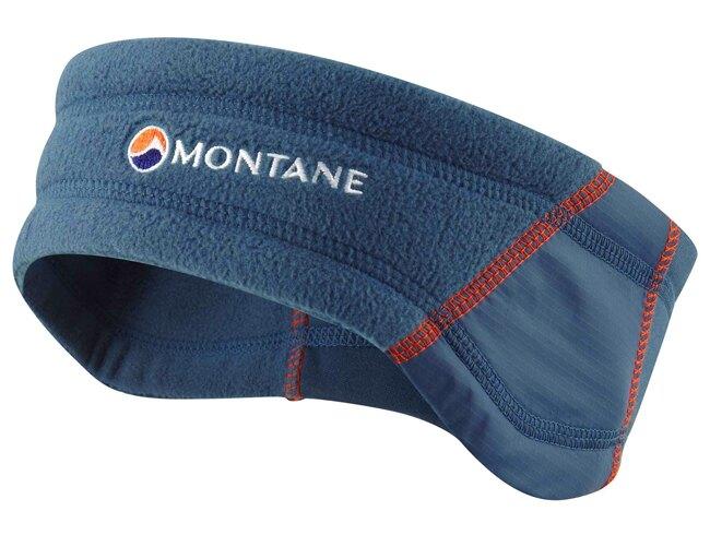 【鄉野情戶外專業】 Montane |英國| Rock Band 保暖額圍-藍/HROBA