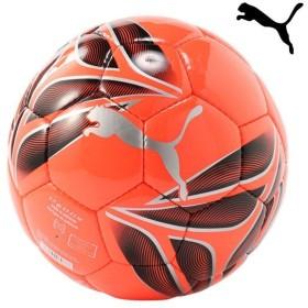 プーマ PUMA プーマ ワン トライアングル ボール 083319-02 サッカーボール 練習 試合 検定球 4号球 レッド