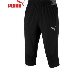 PUMA(プーマ) FTBLNXT 3/4 パンツ サッカー ショートパンツ 656225-01 メンズ