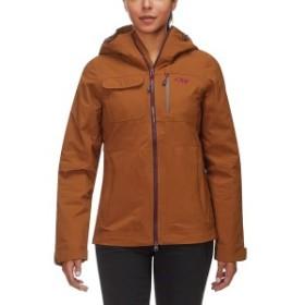 アウトドアリサーチ レディース スキー スポーツ Blackpowder II Insulated Jacket - Women's Saddle