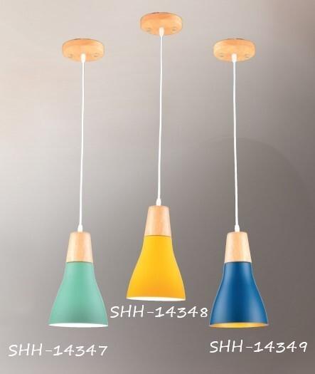 好商量吊燈 餐廳燈 吧檯燈 餐桌燈 個性 簡約 創意 led e27 shh-14347~349