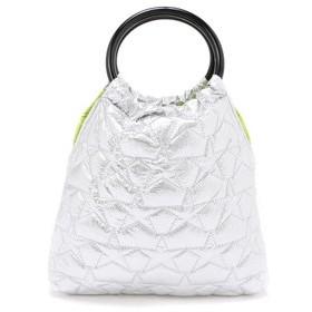 【Daily russet:バッグ】【CONTROL FREAK】スターキルティングリングバッグ