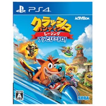 セガゲームス 【PS4】クラッシュ・バンディクーレーシング ブッとびニトロ! PLJM-16443 PS4 クラッシュバンディクーレーシング ブットビニトロ 【返品種別B】