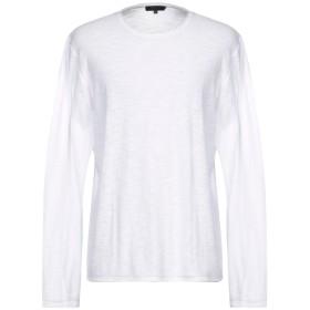 《期間限定 セール開催中》LIU JO MAN メンズ プルオーバー ホワイト 3XL コットン 100%