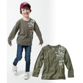選べるプリントTシャツ(子供服 男の子。女の子 ジュニア服) Tシャツ・カットソー