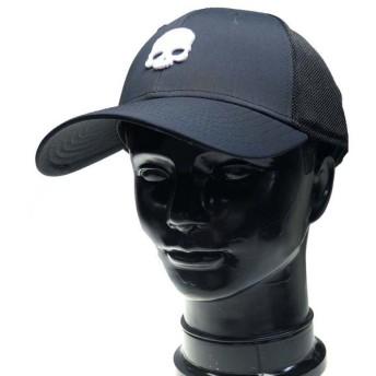 HYDROGEN ハイドロゲン メンズキャップ CAP / FR0092 ブラック