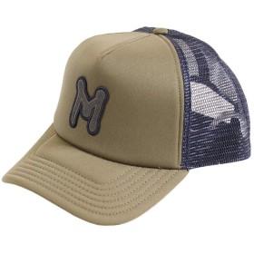 [マムート] キャップ Crag Cap オリーブピーコート 1191-00061 40077 S-M