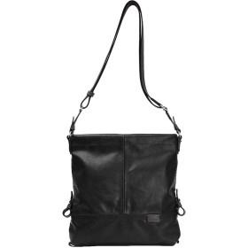 [アートフィアー] ショルダーバッグ 豊岡鞄 馬革 ギャロップライン BK16-102-35 ブラック