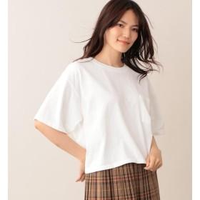 【マッキントッシュフィロソフィー ・ エムピーストア/MACKINTOSH PHILOSOPHY ・ MP STORE】 【Goodwear】S/S CROPPED CREW NECK Tシャツ