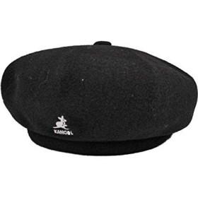 [カンゴール] ウールジャックベレー (帽子)秋冬 おしゃれ メンズ レディース ビッグベレー 黒 小さいサイズ 大きいサイズ 57.5cm~59cm推奨 ブラック