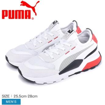 PUMA プーマ スニーカー RS-0 Winter INJ TOYS 369469 01 メンズ シューズ 靴