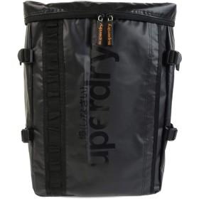 新品 アウトレット リュック スクエア 極度乾燥しなさい ボックス バックパック ボディバッグ 極度乾燥 メンズ アウトドア 大容量 (ブラックロゴ×オレンジ)sd612-outlet [並行輸入品]
