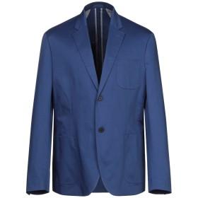 《期間限定セール開催中!》MICHAEL KORS MENS メンズ テーラードジャケット ブルー 46 コットン 98% / ポリウレタン 2%