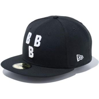 【メーカー取次】 NEW ERA ニューエラ 59FIFTY Negro Leagues ニグロリーグ バーミンガム・ブラックバロンズ 11781719 キャップ(ブラック 表記7 3/8)