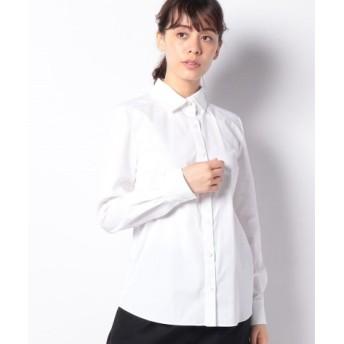 (LA JOCONDE/ラ ジョコンダ)ウルトラブロードシャツ/レディース ホワイト 送料無料