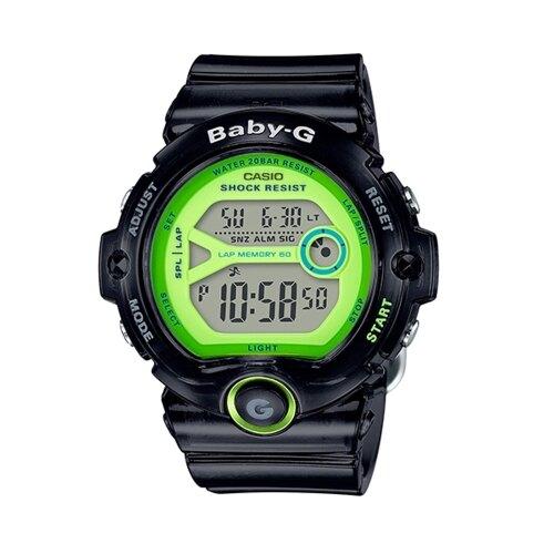 新年特惠4折起| CASIO BABY-G耀眼奪目運動錶防水200米//BG-6903-1B|情人節寵愛禮