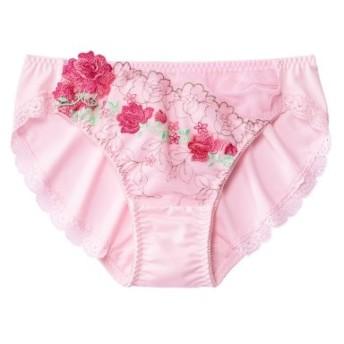 ランジェルショーツ(フラワーガーデン)(トリンプ) スタンダードショーツ,Panties