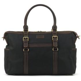LOTUFF(ロトプ) 5 Color ワックスキャンバス トートバッグ ショルダーバッグ 旅行バッグ ユニセックス ワックスキャンバス ロトプ LO-2632 メンズ レディース Leather X Waxed Canvas Tote Bag [並行輸入品]