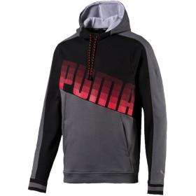 【プーマ公式通販】 プーマ COLLECTIVE トレーニング フーディー メンズ CASTLEROCK-Puma Black |PUMA.com
