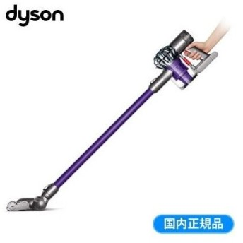 新品ダイソン 掃除機 サイクロン式 スティック&ハンディクリーナー Dyson Digital Slim DC62 モーターヘッド DC62MH パープル/ ニッケル/送料無料/代引無料「