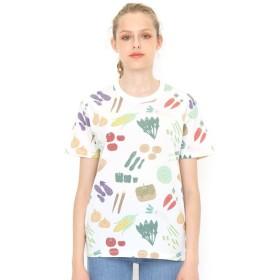 [マルイ] 【ユニセックス】コラボレーションTシャツ/やさいだいすき(柳原良平)/グラニフ(graniph)