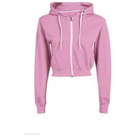 EnergyWD Womens Crop Top Hoodie Full-Zip Long Sleeve Pullover Shirts Top Pink S