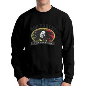 Bob Marley ボブ・マーリー パーカー スウェット メンズ Tシャツ スウェットパーカー ロングスリーブ アメカジ トップス かっこいい 人気 個性 カジュアル シンプル おしゃれ 通勤 通学 暖かい 春秋冬 快適 サイズ選択可 プリント