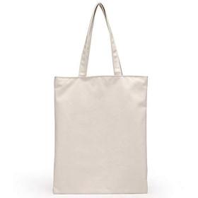 キャンバスコットンバッグ旅行収納袋ポータブルファッションキャリングケースショルダーバッグオーガナイザー折りたたみショッピングバッグ(多色)