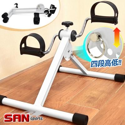 兩用手足健身車(折疊式) 手腳訓練器 迷你美腿機