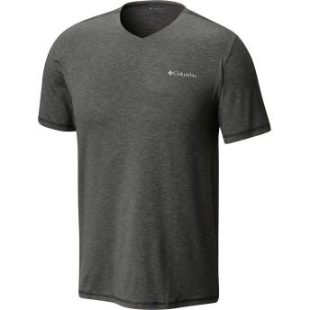 [コロンビア] メンズ シャツ Tech Trail V-Neck Shirt - Men's [並行輸入品]